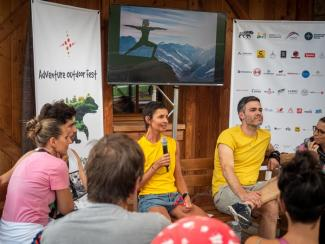 Adventure Outdoor Fest, Dolomiti 25-28 Luglio 2019 - Meetings