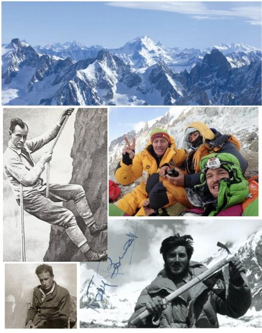 History of mountaineering